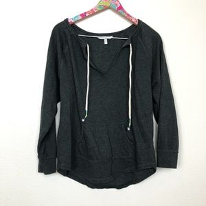 Victoria's Secret gray sweatshirt S